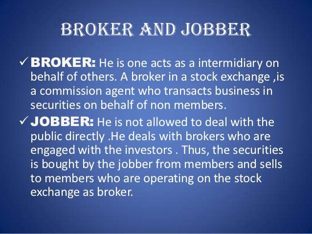 Knowledge broker meaning