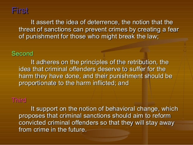 what is persuasive writing in criminal justice