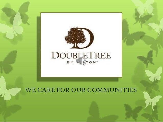 DoubleTree Sustainability