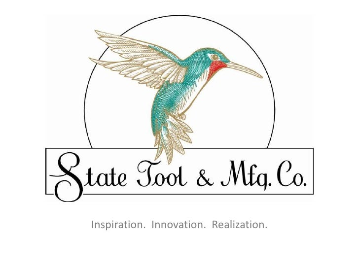 State Tool & Manufacturing, Co.