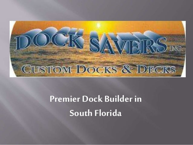 Dock Savers