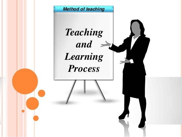 Method of teachingTeaching  andLearning Process