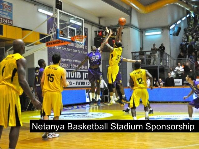 Netanya Basketball Stadium