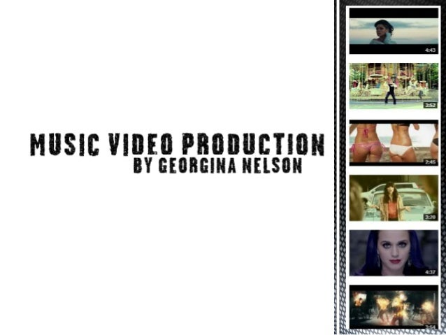 Artist first releases there first music                                             video they want it to show the audienc...