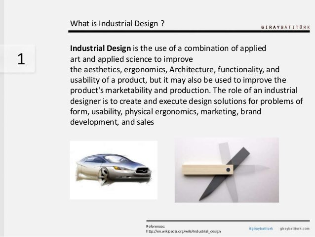 What is Industrial Design and Dieter Rams : Ten Principles for Good Design