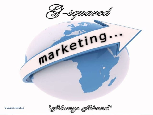 G-squared Marketing  22 Laws of Marketing
