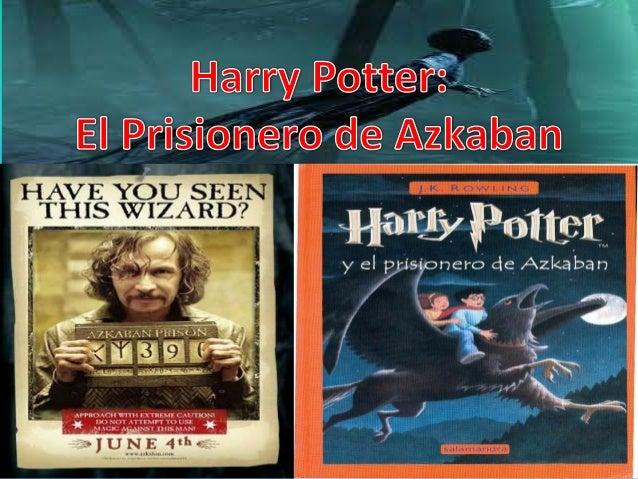 Harry Poter y el prisionero de azkaban