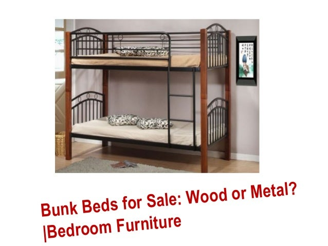 Bunk Beds For Sale Wood Or Metal Bedroom Furniture