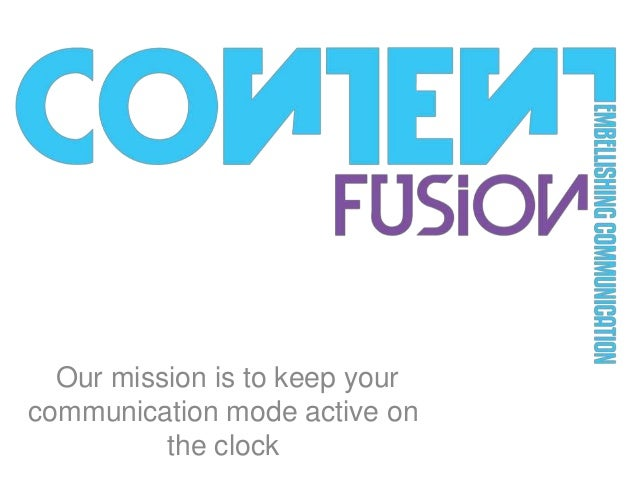 Our mission is to keep your communication mode active on the clock