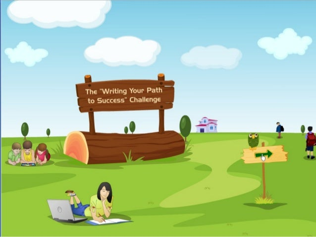 """Demo of Grade 8 English Module : The """"Writing your path to Success"""" Challenge"""
