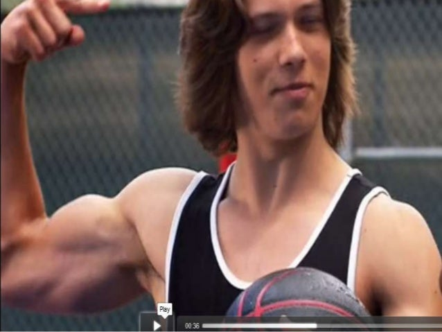 Leo Howard Muscles leo howard bice...