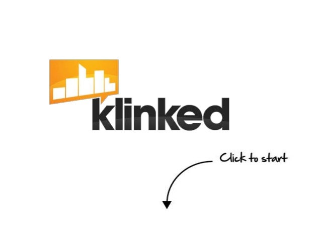 TRY KLINKED FREE FOR 30 DAYS: IT'S RISK-FREE.  Email: contact@klinked.co.uk Telephone: 0151 329 0577 Twitter: @getklinked ...