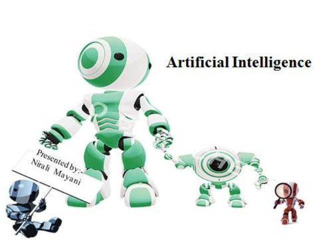 What Is Artificial Intelligence???  Artificial Intelligence (AI) is usually defined as the science of making computers do...