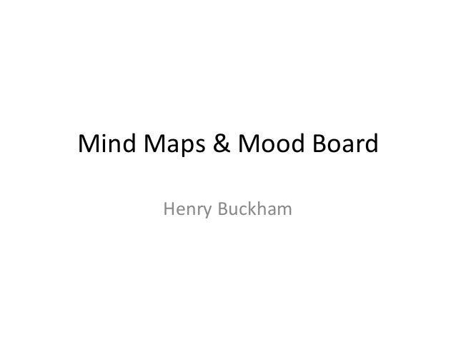 T4 Mindmaps & Moodboard