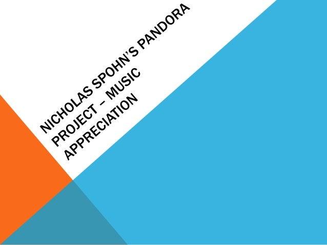 Pandora Project
