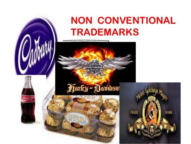NON CONVENTIONAL TRADEMARKS