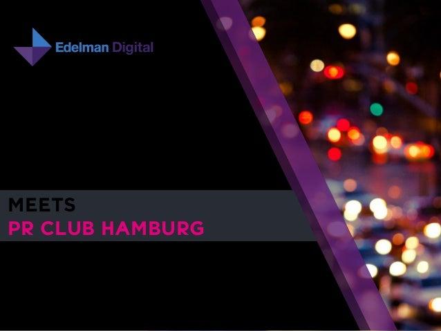 MEETS PR CLUB HAMBURG  1