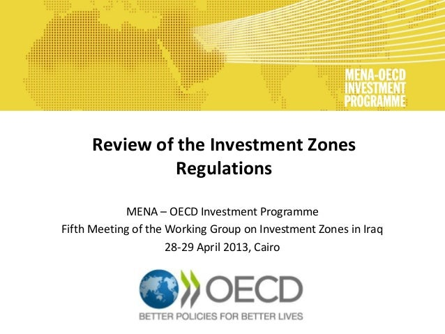 Review of the Investment Zones Regulations in Iraq