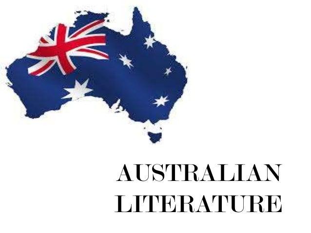 history of australian literature pdf