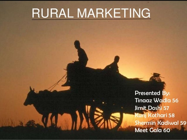 Rural Marketing- smart stove with strategies