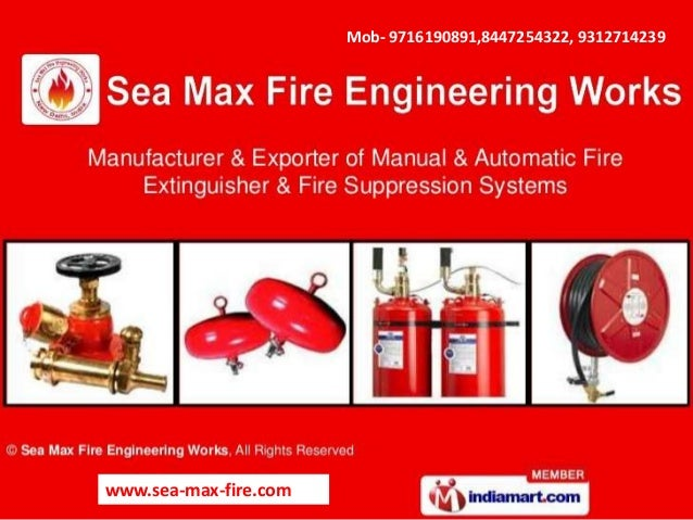fire safety and security solution