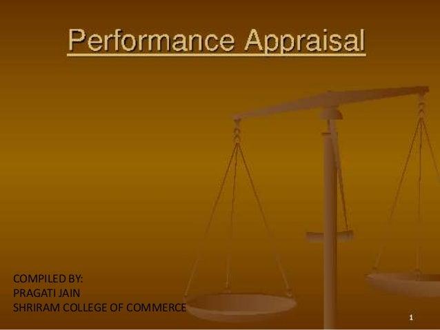 performance appraisal reliance