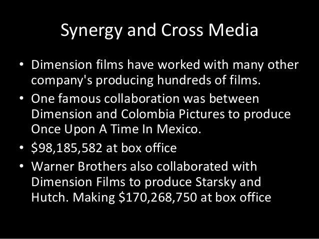 Dimension Films 1992 Media • Dimension Films