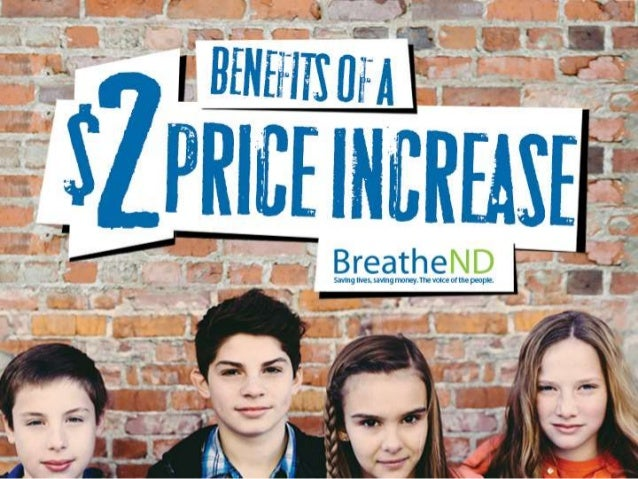 WE CAN REDUCE YOUTH SMOKING RATES BY MAKING TOBACCO LESS AFFORDABLE