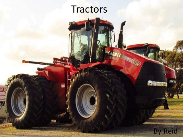 By Reid Tractors By Reid