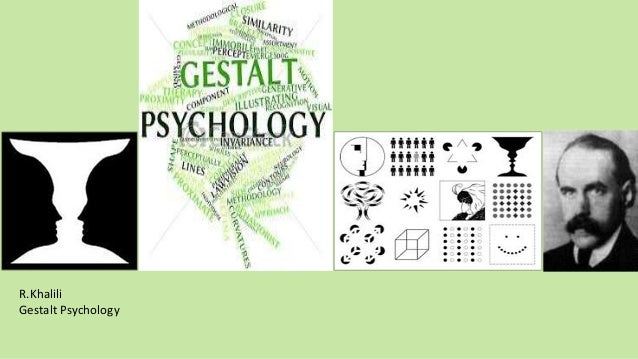 Gestalt Psychology By R.Khalili