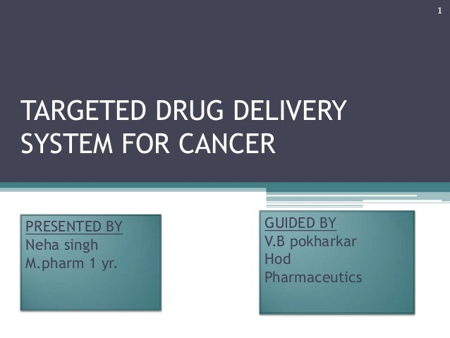 targeted dds for cancer