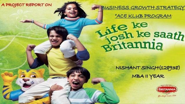 """Business Growth Strategy """" ACE Klub program"""" in Britannia New Delhi"""