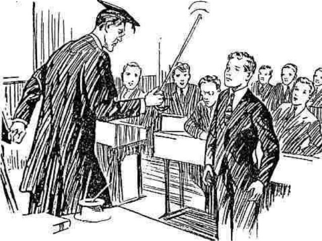 Corporal Punishment Should Be Reintroduced