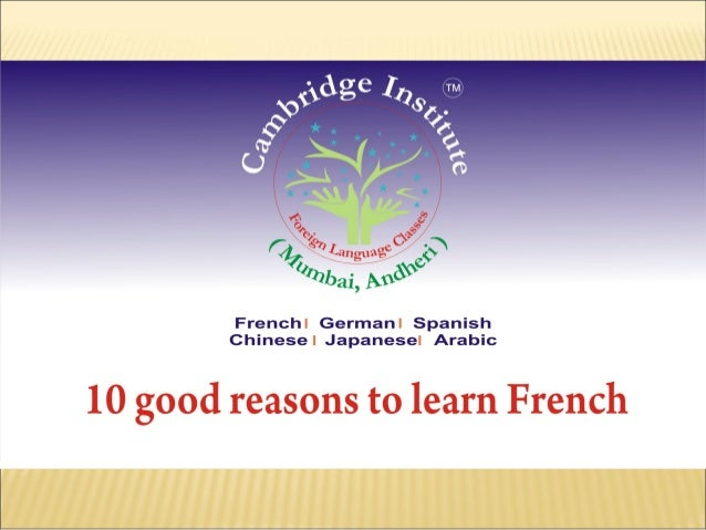 For a language learner that has the goal of learning ...