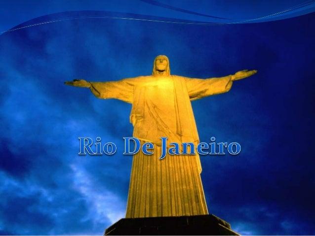 Río de Janeiro, fundada como São Sebastião do Rio de Janeiro, «San Sebastián del  Río de Enero» o popularmente solo llamad...