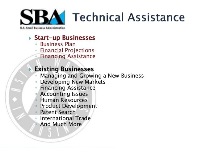 Small business administration business plan