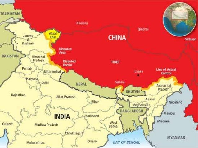 India China Boarder Conflict