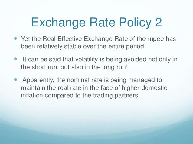 exchange rate volatility and fdi Abstract: the study investigated exchange rate volatility in nigeria and its   growth in nigeria and the result showed that volatility and fdi has negative and.