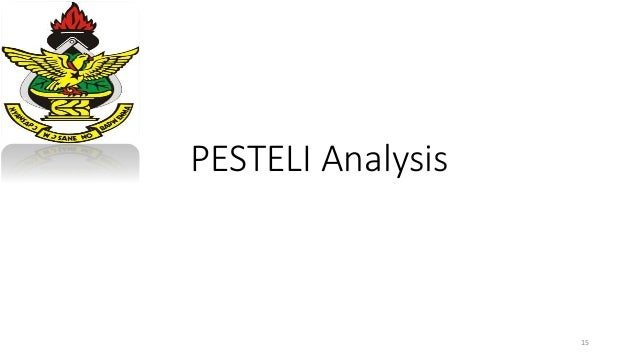 pesteli analysis Learn about the pestel framework - online mba, online mba courses, pestel framework, pestel, environment,  in conducting a pestel analysis,.
