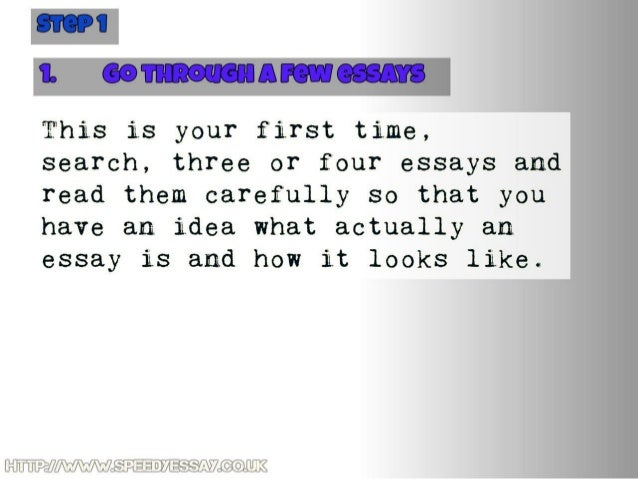 Is this a great essay???