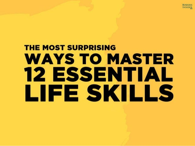 skill everyone should master So, we are all born with some good sales skills to help you out to be even more successful in any area of your life, here are 10 sales skills which can.