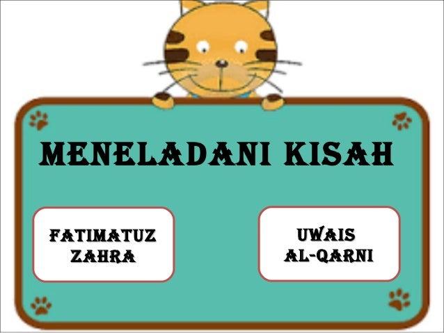 Fiqih kelas XI Meneladani kisah