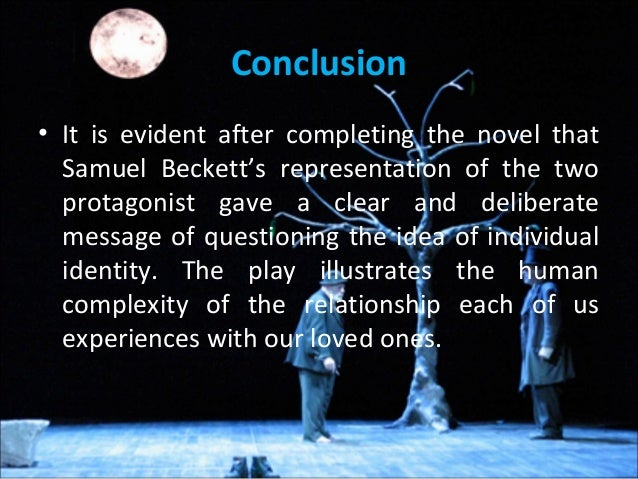 relationship of estragon and vladimir in waiting for godot author