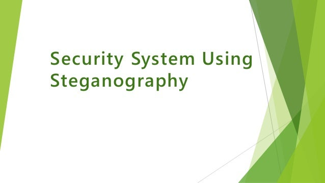 Data Security Using Steganography