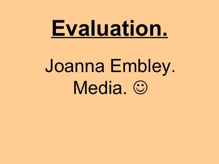 Presentation1.joanna embley.