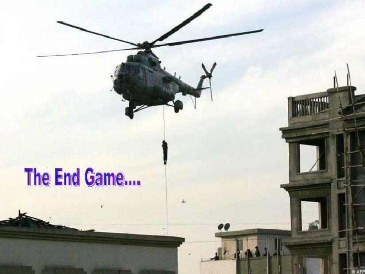 Nsg Op Tornado, The Endgame