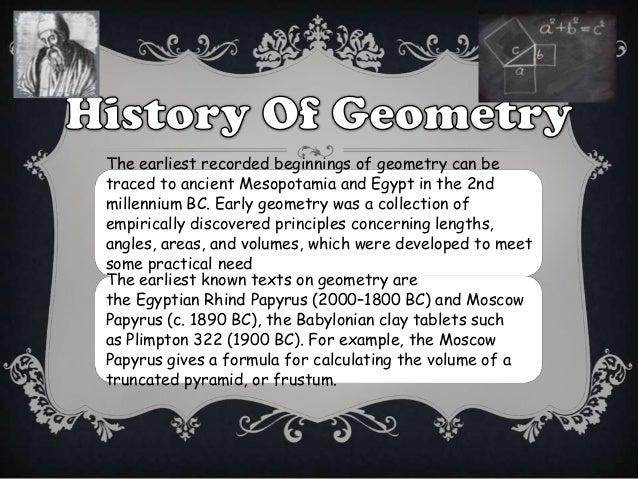geometry in everyday life essay