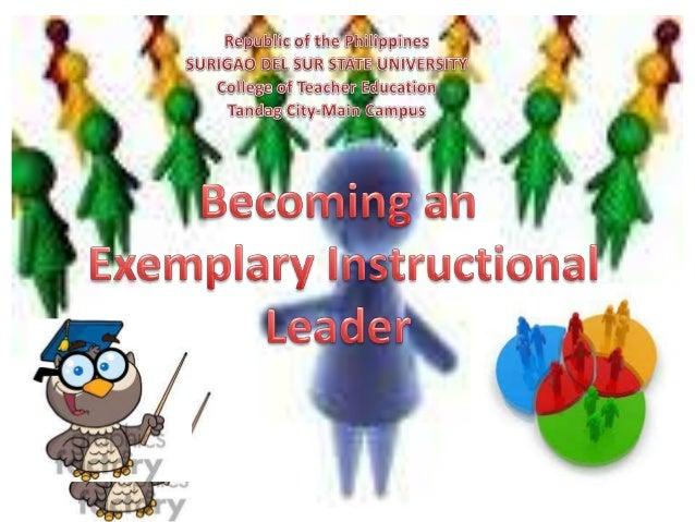 Instructional Leader