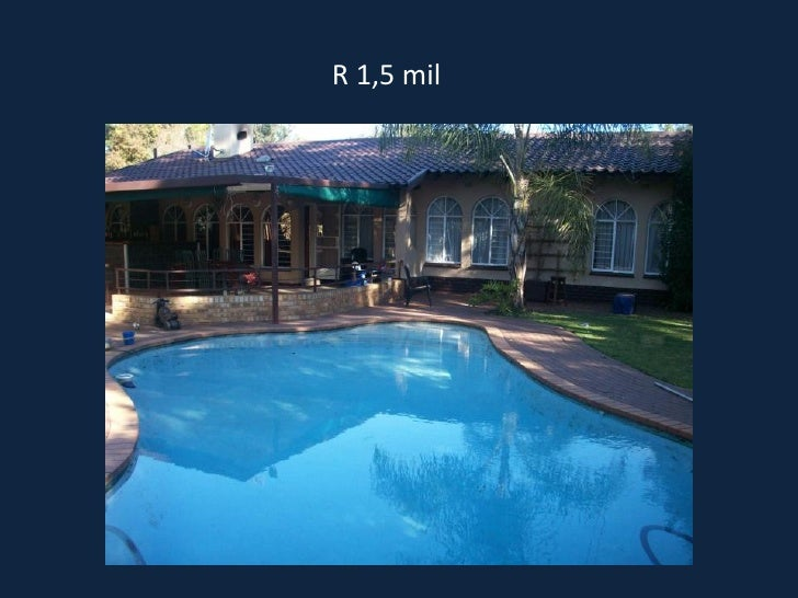 Residential in th eheart of an enclosed Estate - Randhart, Alberton @ R 1 5 Mil