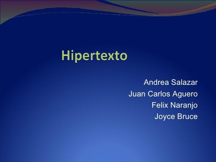 hipertext GAMALO Ulatina